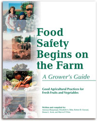 Food Safety Begins on the Farm book cover