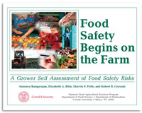 Food Safety Begins on the Farm cover