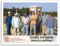 Good Hygiene Protects Everyone booklet cover