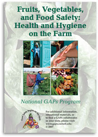Fruits, Vegetables, and Food Safety: Health and Hygiene on the Farm cover