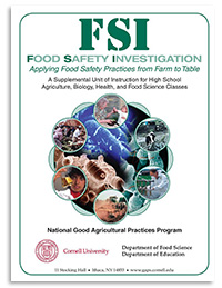 Food Safety Investigation cover